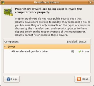 Installing 3D Graphics Driver on Ubuntu